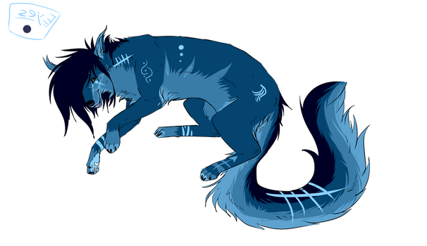 ! Point !Adoptable AUCTION OPEN by Foxinaya