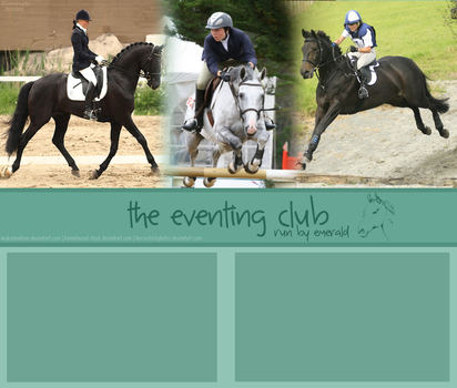 Eventing Club layout by run-wild