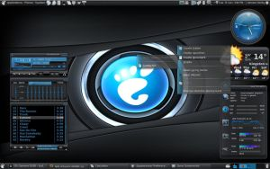 Azenis Theme Pack 0.2 by TuxSax