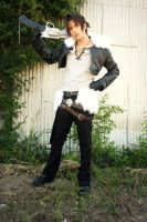 Squall Figure by score6