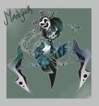 Madjack: Official Ref by TheWickedWordsmith