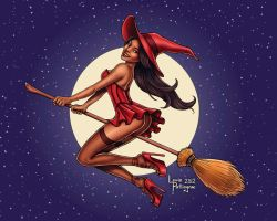 Witch by LouBrication