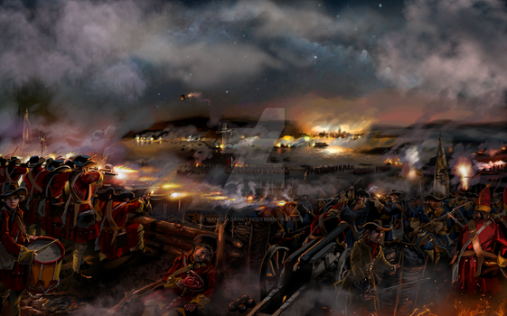Hell on the Duna (July 1701) by ManuLaCanette