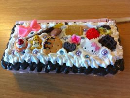 Sweets Decoden DS Case by angel-kitty