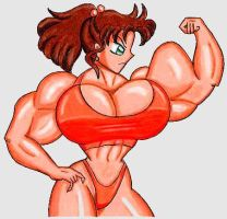 Lita flex stage 2 by muscle82002