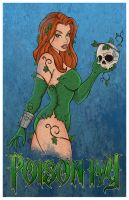 Poison Ivy by PeterMichaelSmith