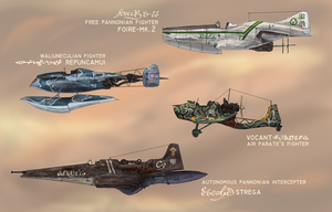 Bravery 4 Warbirds 2nd by AoiWaffle0608