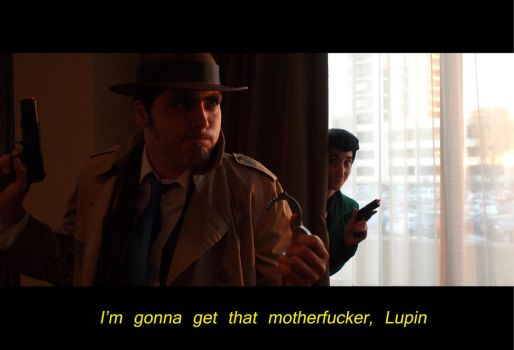 Lupin the Third: That Scoundrel by 06TATTO