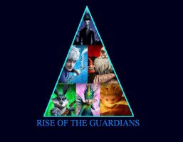 Rise of The Guardians Legends Unite Triangle by EspioArtwork31