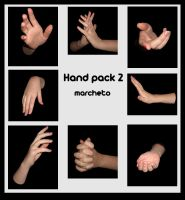 Hand pack 2 by marchetooo