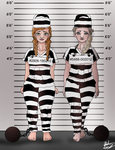 Sisters in Prison by gregterry480