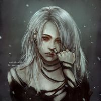 cold nose by NanFe