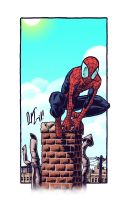 Spidey, Now in Technicolor by dio-03