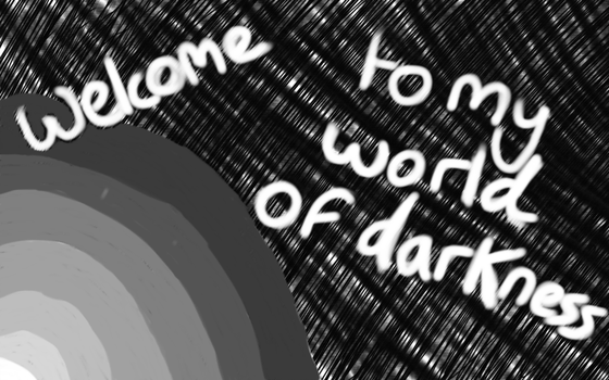 Welcome To My World Of Despair by lotrmld