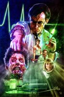 Re-Animator by Spaceboycomics