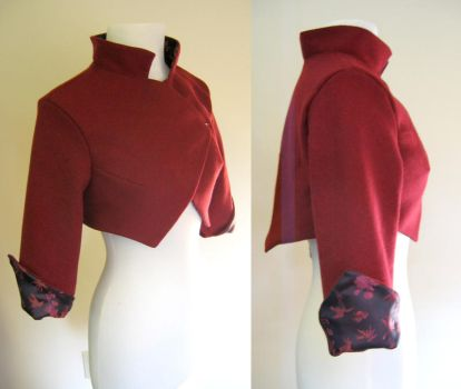 WIP: Red Jacket by nolwen