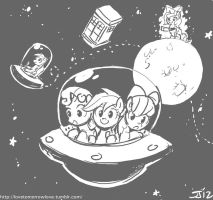 CMC in Space by johnjoseco