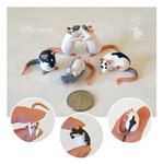 5 Little Dime Rats -Tiara Commission by nEVEr-mor