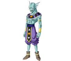 Geen - God Of Destruction Universe 12 by SaoDVD
