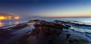 Rocks by Moonlight by MarkLucey