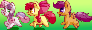 Follow Me, Friends! by Zoiby