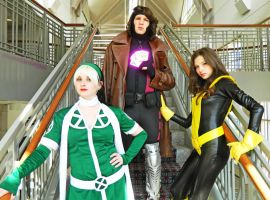 the Jean Grey School for Higher Learning by Akaius