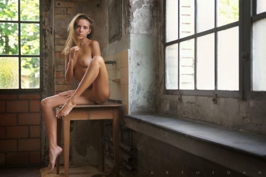 The Table Of Sensuality by artofdan70