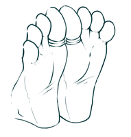 [WIP] Feet Animation (tickling) by wtfeather