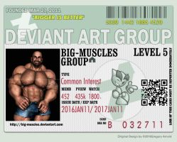 BigMuscles New ID by GreysonFurrington