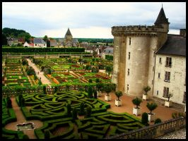 Chateau - France - HDR by simoner