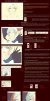 Coloring character TUTORIAL by norli