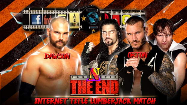 Lumberjack Title Match (NCWF Takeover: The END) by AlphaWWE