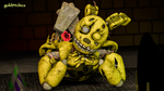 Won't you please let me entertain you tonight? SFM by gold94chica