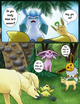 A Jolteon Story : Ch.5 p.1 by Ctougas01