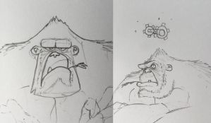 It's getting squatchy by Sir-Giga