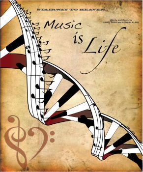 Music is Life by AzureMosquito