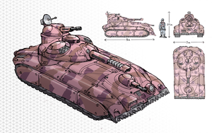 Tank design 2 by Bristow-Bailey