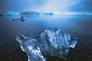 Glaciers Melting In The Dead of Night. by JasperGrom