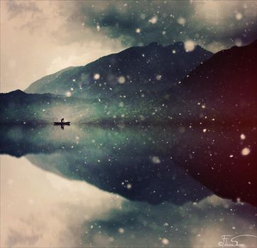 I am sailing stormy waters by iNeedChemicalX