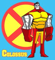 Colossus by GroundUpStudios