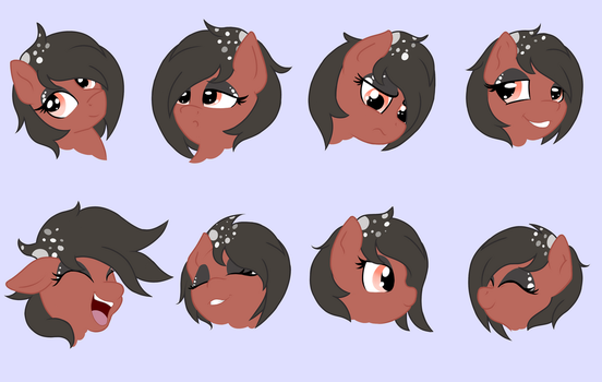 The Faces of Ember by Crazypurplebat