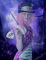 MAD HATTER by KerensaW