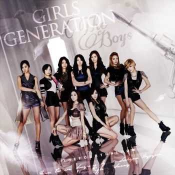 Girls' Generation - The Boys by Cre4t1v31