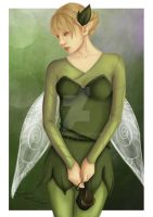 Tinker Bell by Nyx601