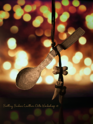 The old tin spoon (WAR Xmas gift) by Svetliy-Sudar