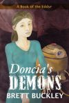 Doncia's Demons - Book Cover by Dreagthe