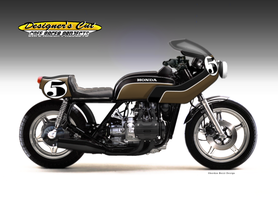 HONDA GOLD WING RACER by obiboi