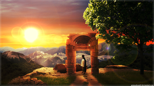 Edge of Bag End by Anjunabeats9