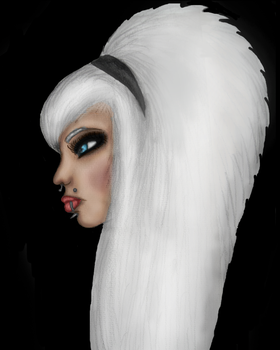Profile view practise (head only) by Beyond-Sabretooth