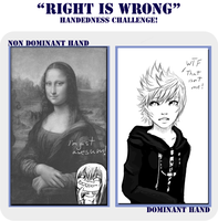 Right is WRONG meme by sweetsasu